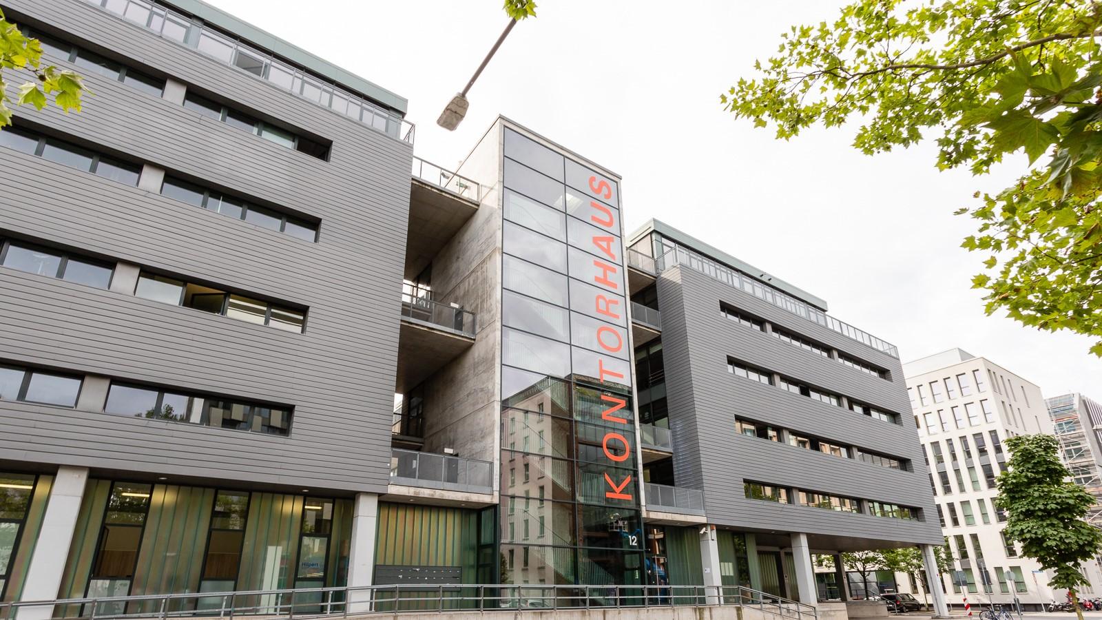Kontorhaus Aussen