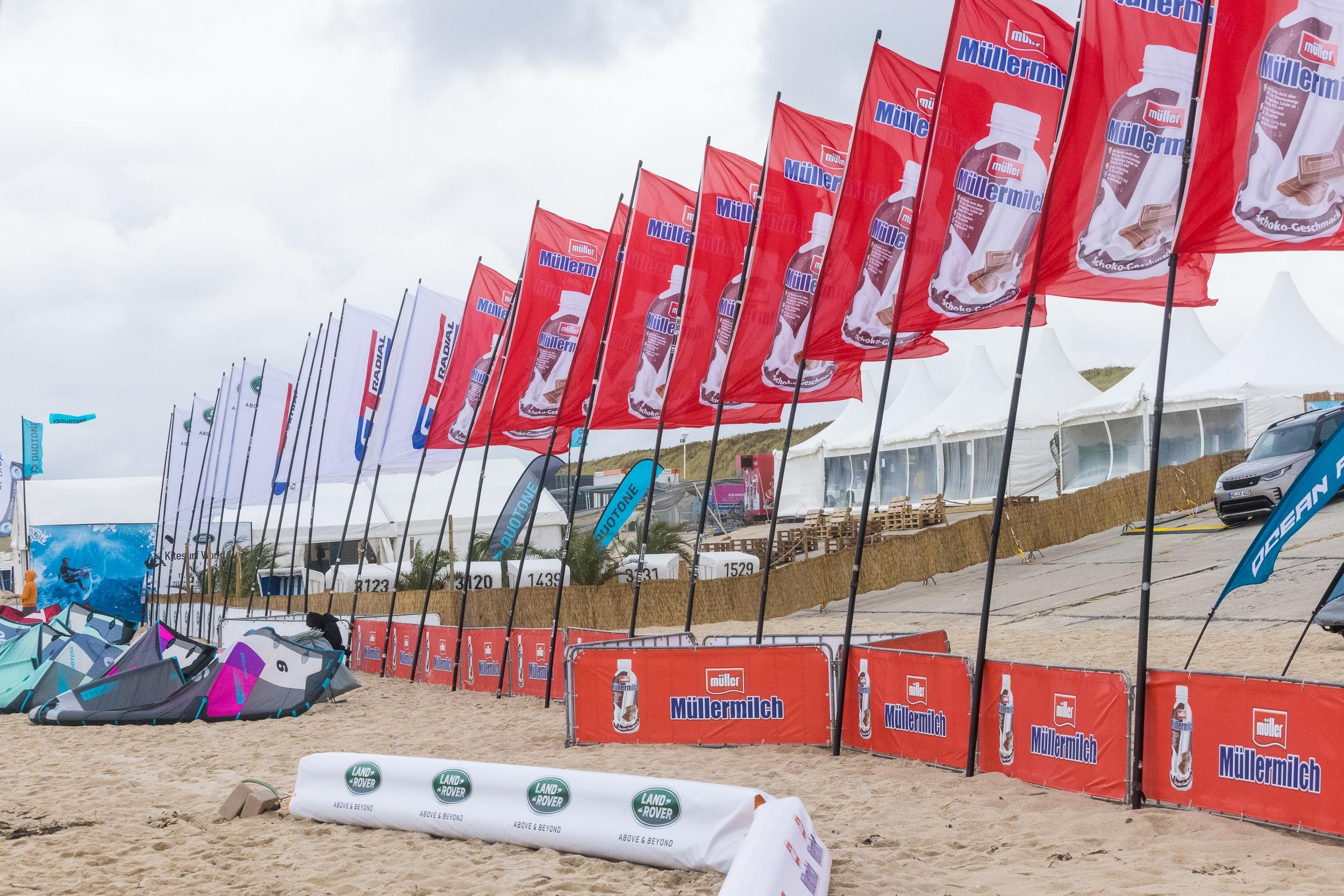 Land Rover Kitesurf Worldcup Sylt 2021